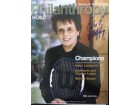 Billy Jean King Signed Philanthropy Magazine (2007, Inscribed: Go For It!)