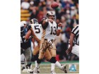 Kurt Warner Signed - Autographed St. Louis Rams 8x10 inch Photo - Guaranteed to pass PSA or JSA - 2017 NFL Hall of Fame