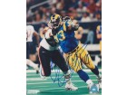 Kevin Carter Signed - Autographed St. Louis Rams 8x10 inch Photo - Guaranteed to pass PSA or JSA