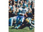Lem Barney Signed - Autographed Detroit Lions 8x10 inch Photo - Guaranteed to pass PSA or JSA - Hall of Fame - 7x Pro Bowler