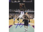 Luol Deng Signed - Autographed Duke Blue Devils 8x10 Photo - Chicago Bulls