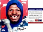 Leon Spinks Signed - Autographed Boxing 8x10 inch Photo - PSA/DNA Certificate of Authenticity (COA)