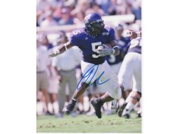 Ladainian Tomlinson Signed - Autographed TCU Horned Frogs 8x10 inch Photo - Guaranteed to pass PSA or JSA - San Diego Chargers - 2017 Hall of Fame