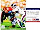 Lawrence Taylor Signed - Autographed New York Giants 8x10 inch Photo - PSA/DNA Certificate of Authenticity (COA)