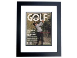 Lee Trevino Signed - Autographed Golf Illustrated Cover BLACK CUSTOM FRAME - Guaranteed to pass PSA or JSA