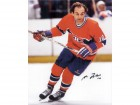 Guy LaFleur (Montreal Canadiens) Signed 8x10 Photo