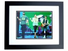 Lady Antebellum Group Signed - Autographed Country Music 11x14 inch Photo BLACK CUSTOM FRAME - Guaranteed to pass PSA or JSA Group Signed by Hillary Scott, Charles Kelley, and Dave Haywood