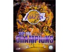 Los Angeles Lakers (2009 Champions) Signed 8x10 By Derek Fisher, Kobe Bryant, Lamar Odom, Pau Gasol, Andrew Bynum and Trevor Ariza
