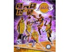 Los Angeles Lakers (2008-09) Signed 8x10 By the 2008-09 Starting Line Up (Andrew Bynum, Pau Gasol, Jordan Farmar, Kobe Bryant and Lamar Odom)