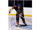 Ian Laperierre (St. Louis Blues) Signed 8x10 Photo