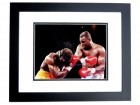 Larry Holmes Signed - Autographed Boxing 8x10 inch Photo BLACK CUSTOM FRAME - Guaranteed to pass PSA or JSA