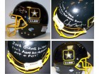 Chris Leak Florida Gators Signed - Autographed Game Used/ Game worn Army All American Full Size Helmet - Guaranteed to pass PSA or JSA