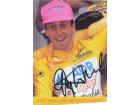 Greg LeMond Signed 4x5 1/2 Promo