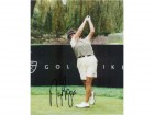 Nancy Lopez Signed 8x10 Photo