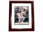Luis Gonzales Signed - Autographed Houston Astros 8x10 Photo MAHOGANY CUSTOM FRAME