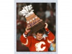 Al Macinnis Calgary Flames Signed 16X20 Photo