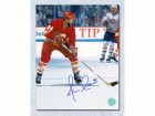 Jamie Macoun Calgary Flames Signed 8X10 Photo