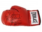 Ray Mancini Signed Everlast Red Boxing Glove w/Boom Boom, HOF 2015