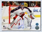 Steve Mason Columbus Blue Jackets Signed 8X10 Photo