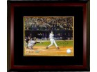 Cal Ripken, Jr. signed Baltimore Orioles 8x10 Photo Custom Framed (Last At Bat)- BAS-Beckett Hologram