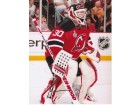 Martin Brodeur Autographed New Jersey Devils 8x10 Photo - 3x Stanley Cup Champion