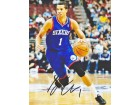 Michael Carter-Williams Signed - Autographed Philadelphia 76ers 8x10 inch Photo - Guaranteed to pass PSA or JSA - 2014 Rookie of the Year