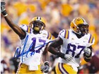 Morris Claiborne Signed - Autographed LSU Tigers 8x10 inch Photo - Guaranteed to pass PSA or JSA - Dallas Cowboys 1st Round Draft pick