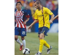 Marc Crosas Signed - Autographed FC Barcelona 8x10 inch Photo - Guaranteed to pass PSA or JSA