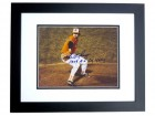 Mike Flanagan Signed - Autographed Baltimore Orioles 8x10 inch Photo BLACK CUSTOM FRAME - Guaranteed to pass PSA or JSA with 1979 Cy Young Inscription - Deceased 2011