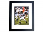 Matt Forte Signed - Autographed Chicago Bears 11x14 inch Photo BLACK CUSTOM FRAME - Guaranteed to pass PSA or JSA