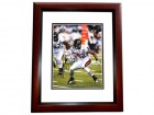 Matt Forte Signed - Autographed Chicago Bears 11x14 inch Photo MAHOGANY CUSTOM FRAME - Guaranteed to pass PSA or JSA