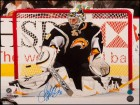 Ryan Miller Buffalo Sabres Signed 16X20 Goalie Photo