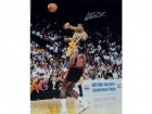 Magic Johnson Signed - Autographed Los Angeles Lakers 16x20 inch Photo - Guaranteed to pass PSA or JSA with PSA/DNA Authenticity