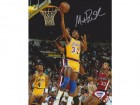 Magic Johnson Autographed Los Angeles Lakers 8x10 Photo with PSA/DNA Authenticity
