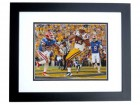Mitch Joseph Signed - Autographed LSU Tigers 8x10 inch Photo BLACK CUSTOM FRAME - Guaranteed to pass PSA or JSA