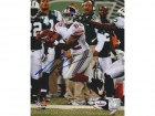 Mario Manningham Signed - Autographed New York Giants 8x10 Photo