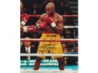 Michael Moorer Signed - Autographed Boxing 8x10 inch Photo - Guaranteed to pass PSA or JSA