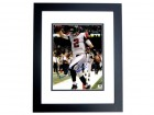Matt Ryan Signed - Autographed Atlanta Falcons 8x10 inch Photo - BLACK CUSTOM FRAME - Guaranteed to pass PSA or JSA - Sports Memorabilia.com Certificate of Authenticity (COA)