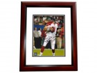 Matt Schaub Signed - Autographed Houston Texans 8x10 Pro Bowl MVP Photo MAHOGANY CUSTOM FRAME - Guaranteed to pass PSA or JSA