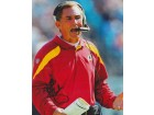 Mike Shanahan Autographed Washington Redskins 8x10 Photo