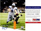 Matthew Stafford Signed - Autographed Detroit Lions 8x10 inch Photo - PSA/DNA Certificate of Authenticity (COA)