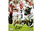 Matthew Stafford Signed - Autographed Georgia Bulldogs 8x10 inch Photo with a STAFFORD Authenticity Hologram - PSA/DNA Certificate of Authenticity (COA)