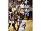 Chris Mullin Autographed Golden State Warriors 16x20 Photo