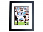 Michael Vick Signed - Autographed Philadelphia Eagles 8x10 inch Photo BLACK CUSTOM FRAME - Guaranteed to pass PSA or JSA