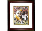Dre Kirkpatrick signed Alabama Crimson Tide 8x10 Photo Custom Framed (BCS National Championship Game)