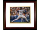 Doc Gooden signed New York Mets 16X20 Photo Custom Framed- MLB Hologram