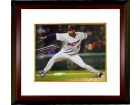 Francisco Liriano signed Minnesota Twins 16x20 Photo Custom Framed (May 3rd, 2011 No Hitter)
