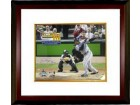 Jermaine Dye signed Chicago White Sox 16x20 Photo 05 WS MVP Custom Framed