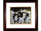 Bruce Hurst signed Boston Red Sox 16x20 B&W Photo Custom Framed 1986 AL Champs w/ 19 Signatures