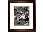 Matt Schaub signed Atlanta Falcons 8x10 Photo Custom Framed- PSA Hologram